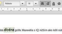 M2 text formatovanie priklad writer.png