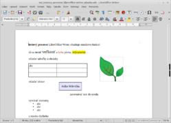 M2 textovy-procesor libreoffice-writer ukazka.png