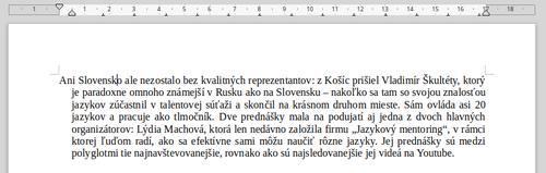 M2 text odseky odsadenie hanging.png